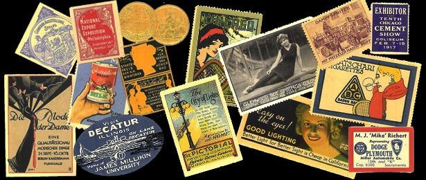 Poster Stamp Collectors Club